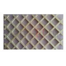 Декоративная решетка без обвязки, 30х30 (Кв.метр)