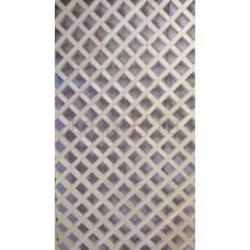 Декоративная решетка без обвязки, 50х50 (Кв.метр)