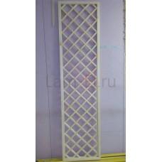 Декоративная решетка с обвязкой, 100х100 (Кв.метр)